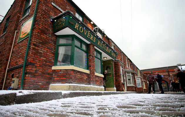Coronation Street Christmas will be 'heartbreaking with a big shock at the end!,' reveals soap boss