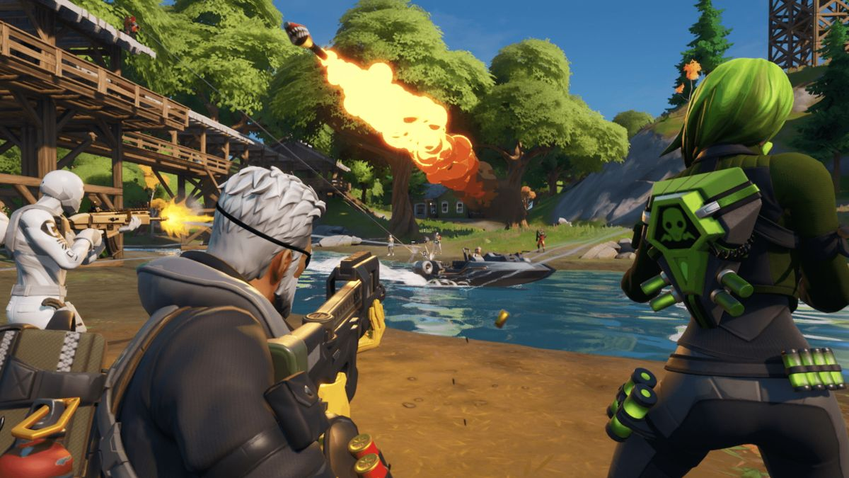 Fortnite gets DX12 support to run better on some PCs – will ray tracing come next?