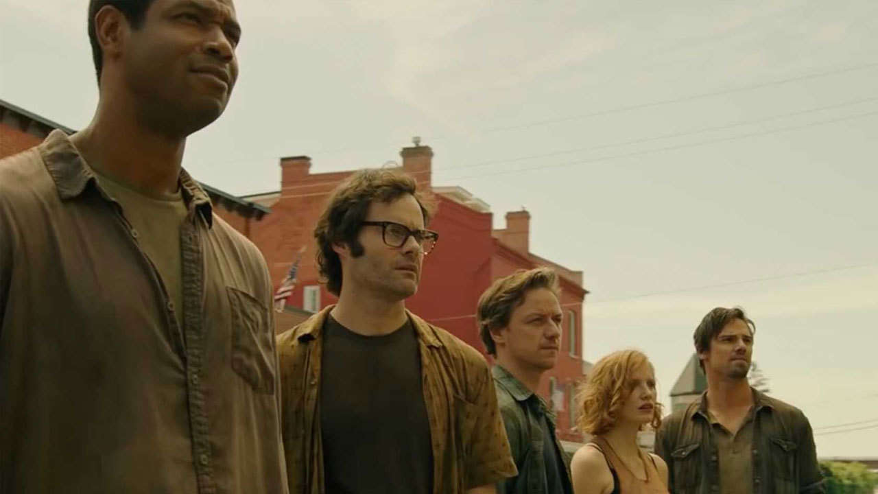 IT Chapter 2 adult Losers Club cast