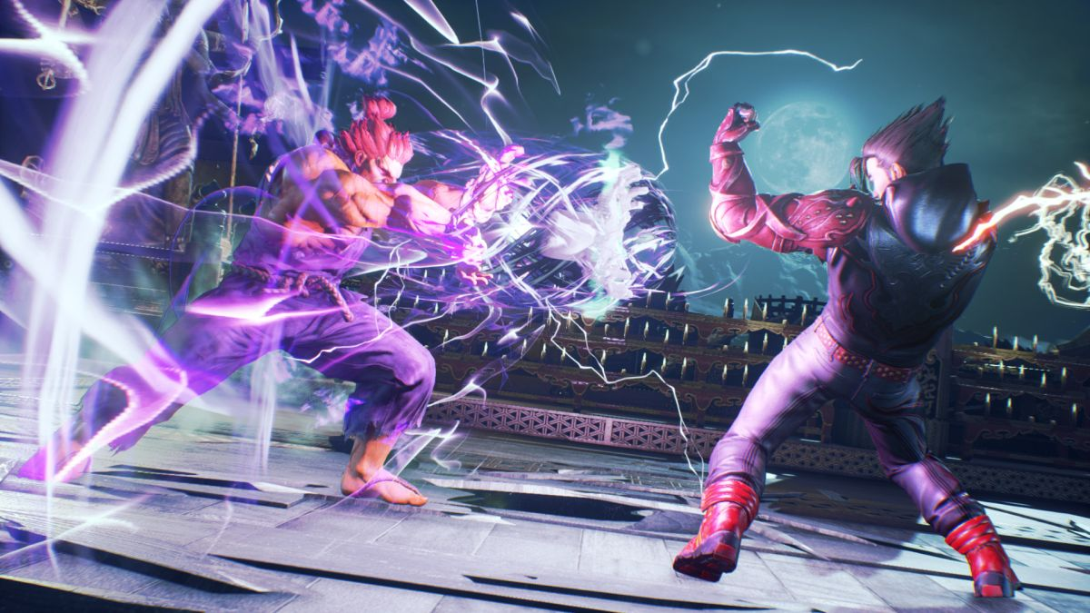 Why Pc Players Should Be Excited About Tekken 7 Pc Gamer