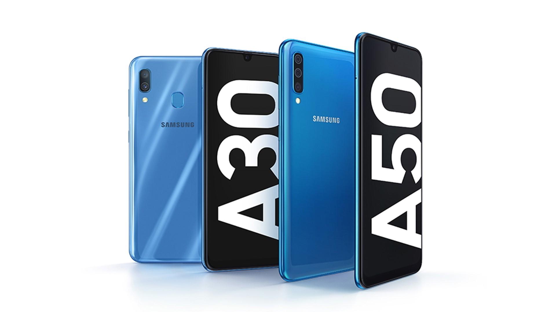 Samsung Galaxy A30 And Galaxy A50 Go Official In India Techradar