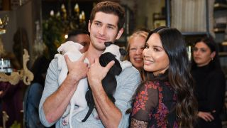 Olivia Munn urges pet parents to take their pet's mental health seriously
