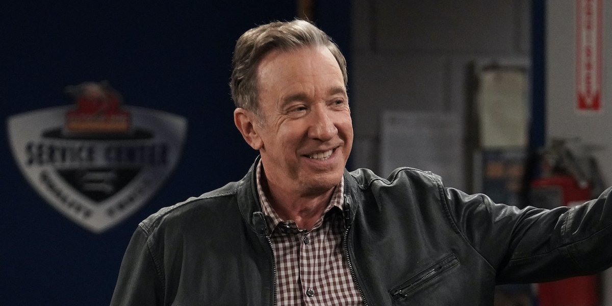 Last Man Standing S Tim Allen Reveals The Amazing Home Improvement Props He Still Owns Cinemablend