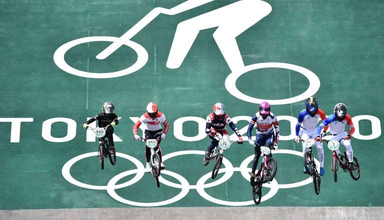 BMX racing at the Tokyo Olympics