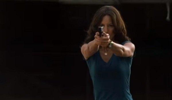 Elle Greenaway Lola Glaudini Criminal Minds CBS