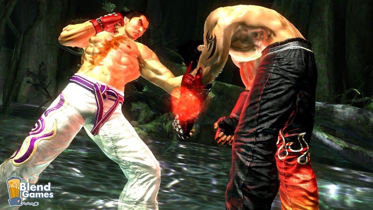 Tekken 6: When Foot-Meets-Face Screenshots #6573