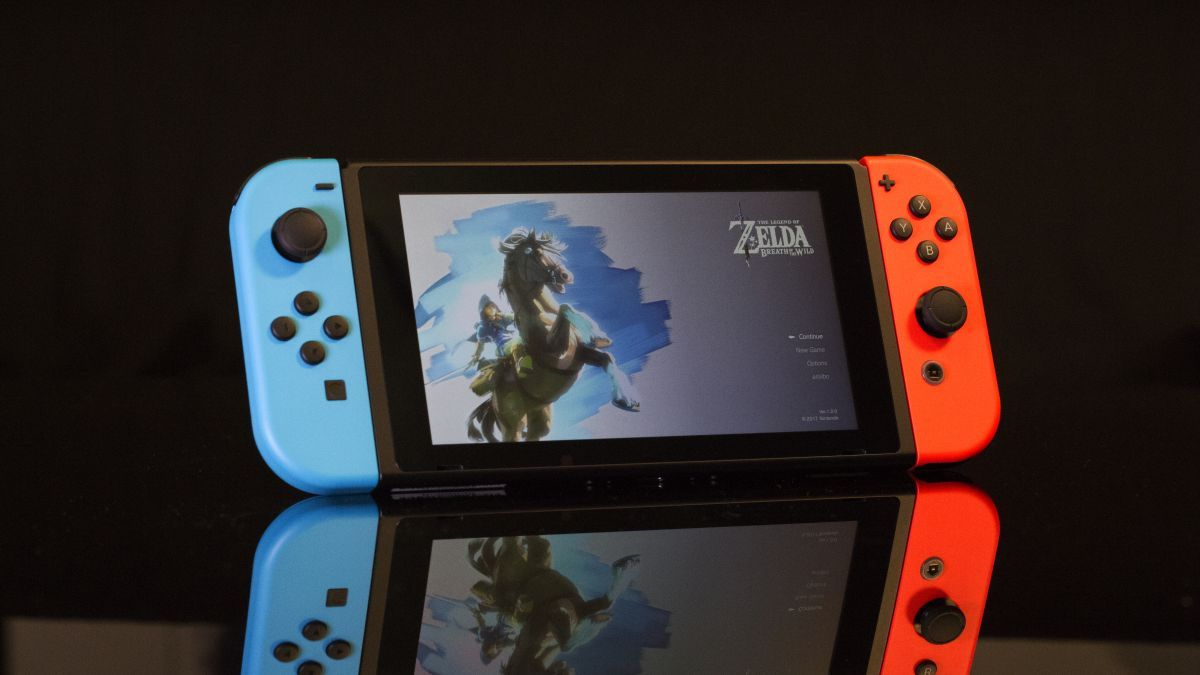 Leaked image hints Nintendo Switch mini is in the works