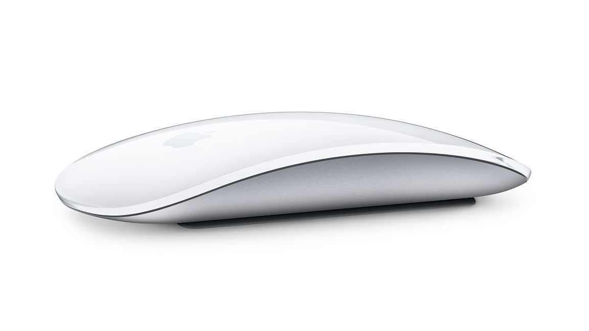 Apple Magic Mouse 2 against a white background