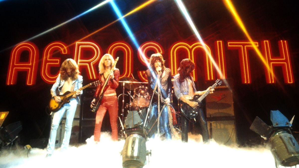 Watch Aerosmith Perform Their First Major Hit Live on TV in 1974