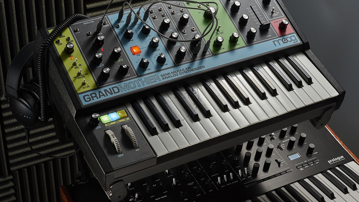the best hardware synthesizers 2018 keyboards modules and portable synths musicradar. Black Bedroom Furniture Sets. Home Design Ideas