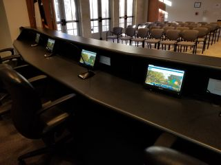 Texas City Upgrades Council Chambers with TEKVOX Solution