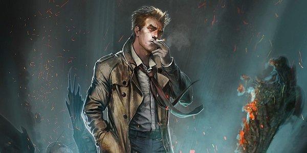 John Constantine Injustice 2 concept art