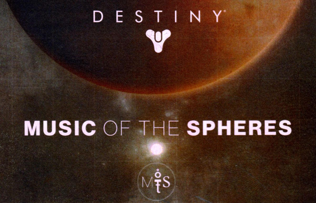Destiny soundtrack Music of the Spheres is finally getting