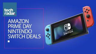 Ofertas Amazon Prime Day Nintendo Switch