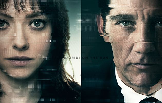 Anon - Poster Amanda Seyfried Clive Owen