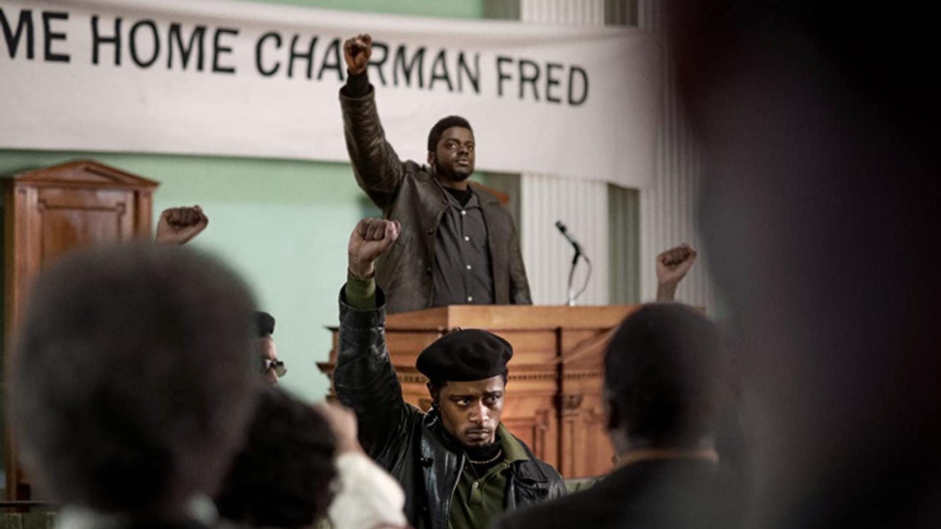 Daniel Kaluuya y LaKeith Stanfield en Jude y el Mesías Negro