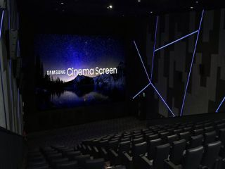 Samsung Unveils TV to Replace Cinema Screens