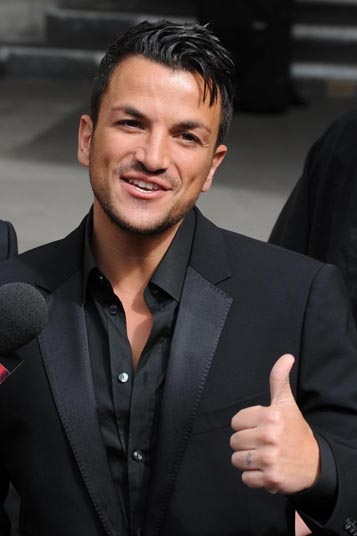 Peter Andre joins This Morning