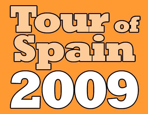 Tour of Spain 2009 logo
