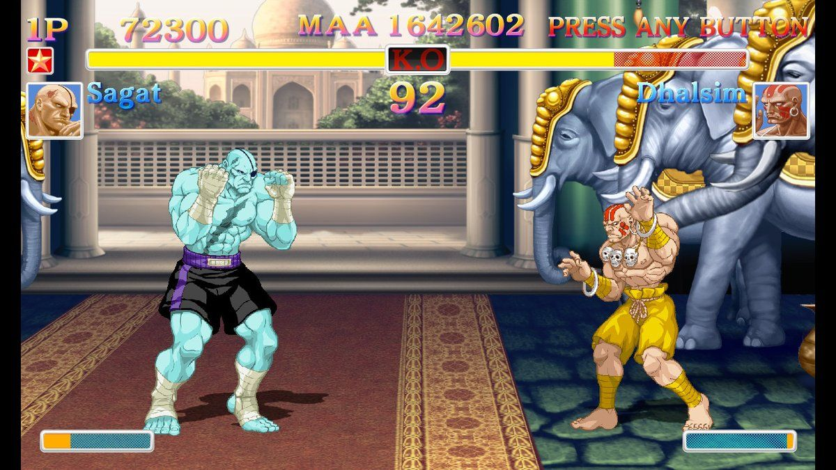 Ultra Street Fighter 2 Proves Why Switch Is Great for