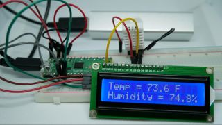 Raspberry Pi Pico Weather Station