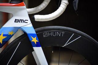 Giacomo Nizzolo's custom BMC Timemachine Road