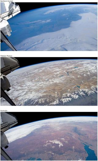 Sunrise to Sunset: Earth's Day Photographed From Space