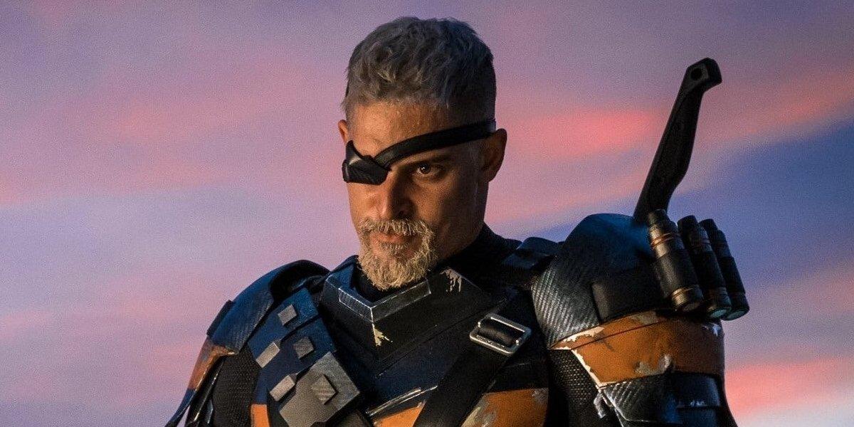 Joe Manganiello in Justice League