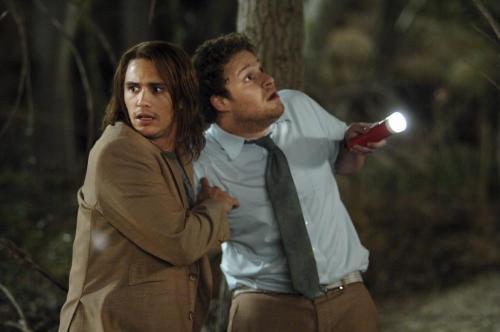 Pineapple Express - James Franco's Saul Silver & Seth Rogen's Dale Denton