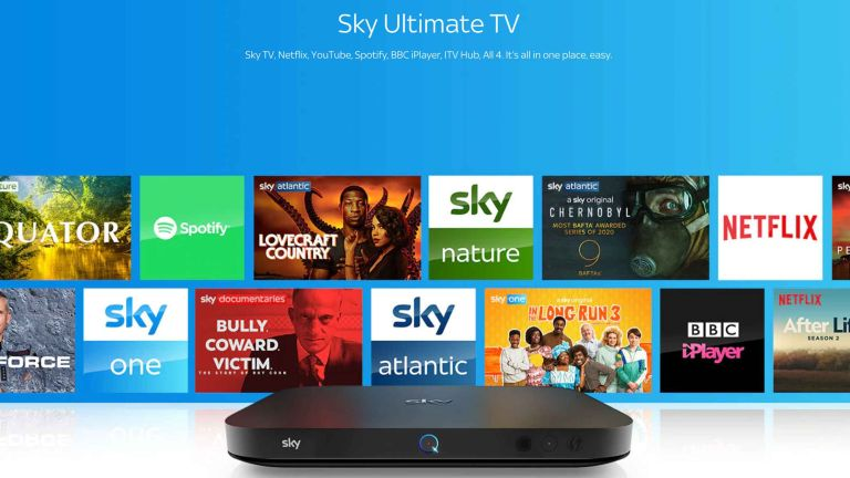 Best Sky deals: Ultimate TV package with info