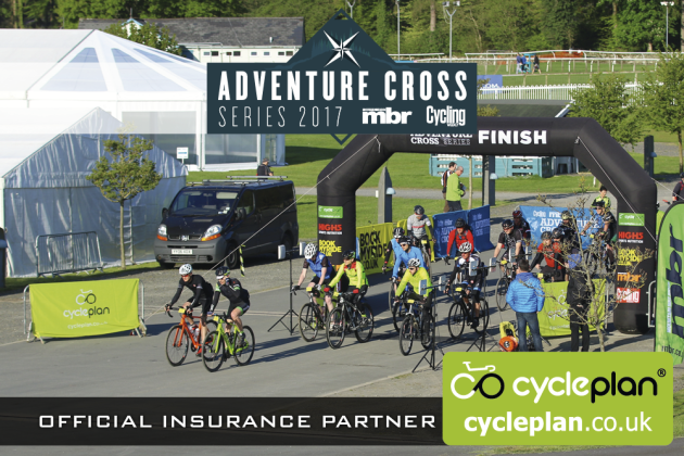 Adventure Cross Series insurance partner Cycleplan share ...