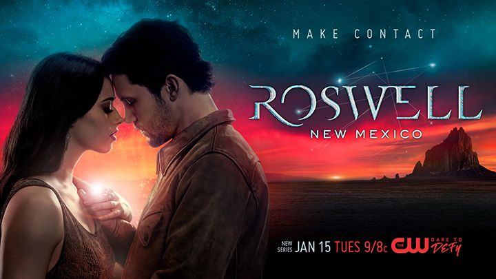 Roswell, New Mexico' Lands on TV Tonight with a Fresh Look