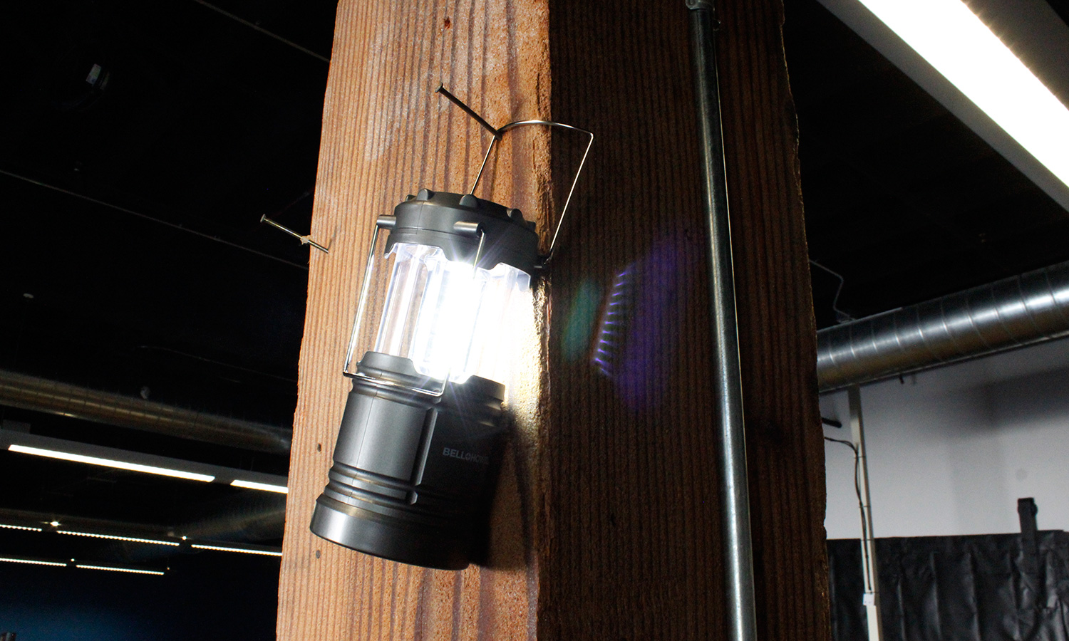 Bell + Howell Tac Light Lantern Review: Surprisingly Mighty