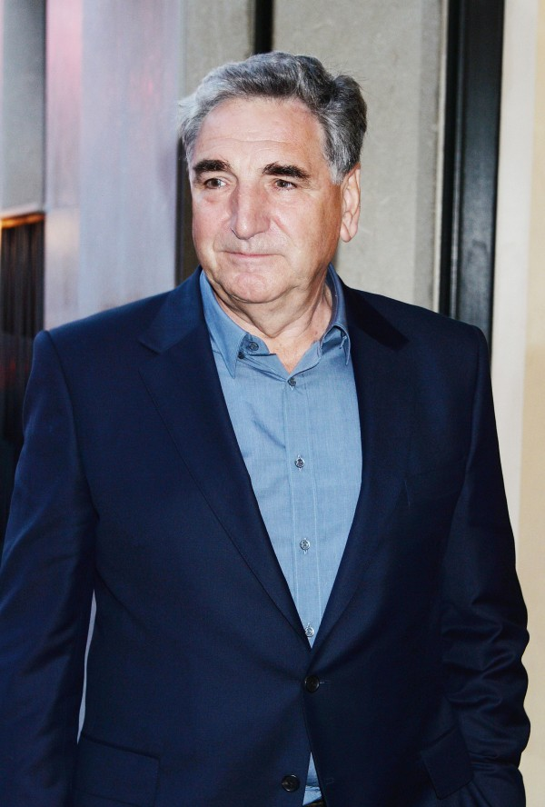 Jim Carter at the wrap party for ITV's Downton Abbey