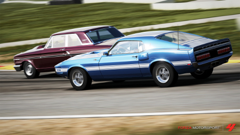 Forza Motorsport 4 Season Pass Gives You American Muscle Cars On Day One #19233