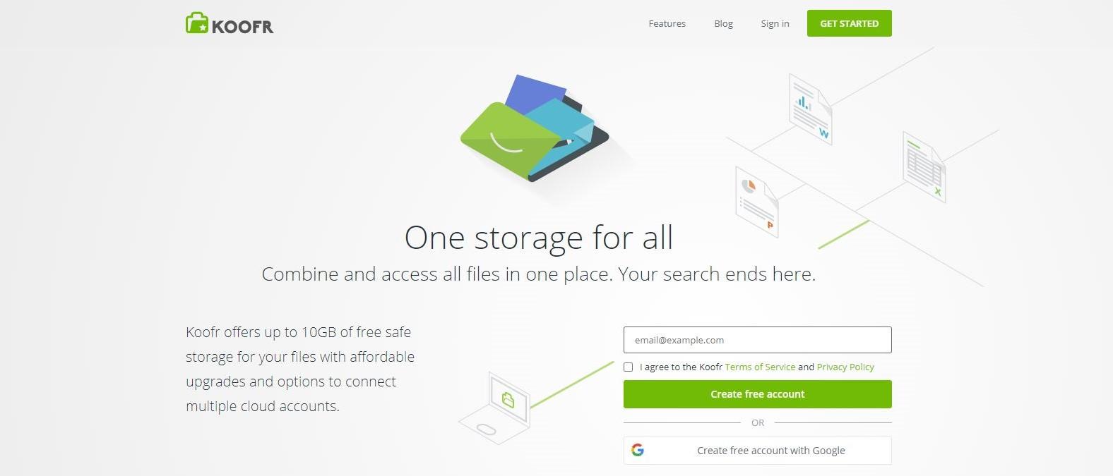 Koofr Review | TechRadar