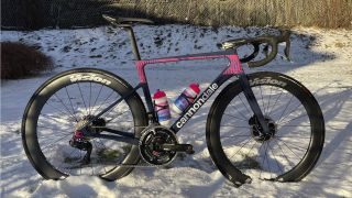 Will Barta Pro Bike