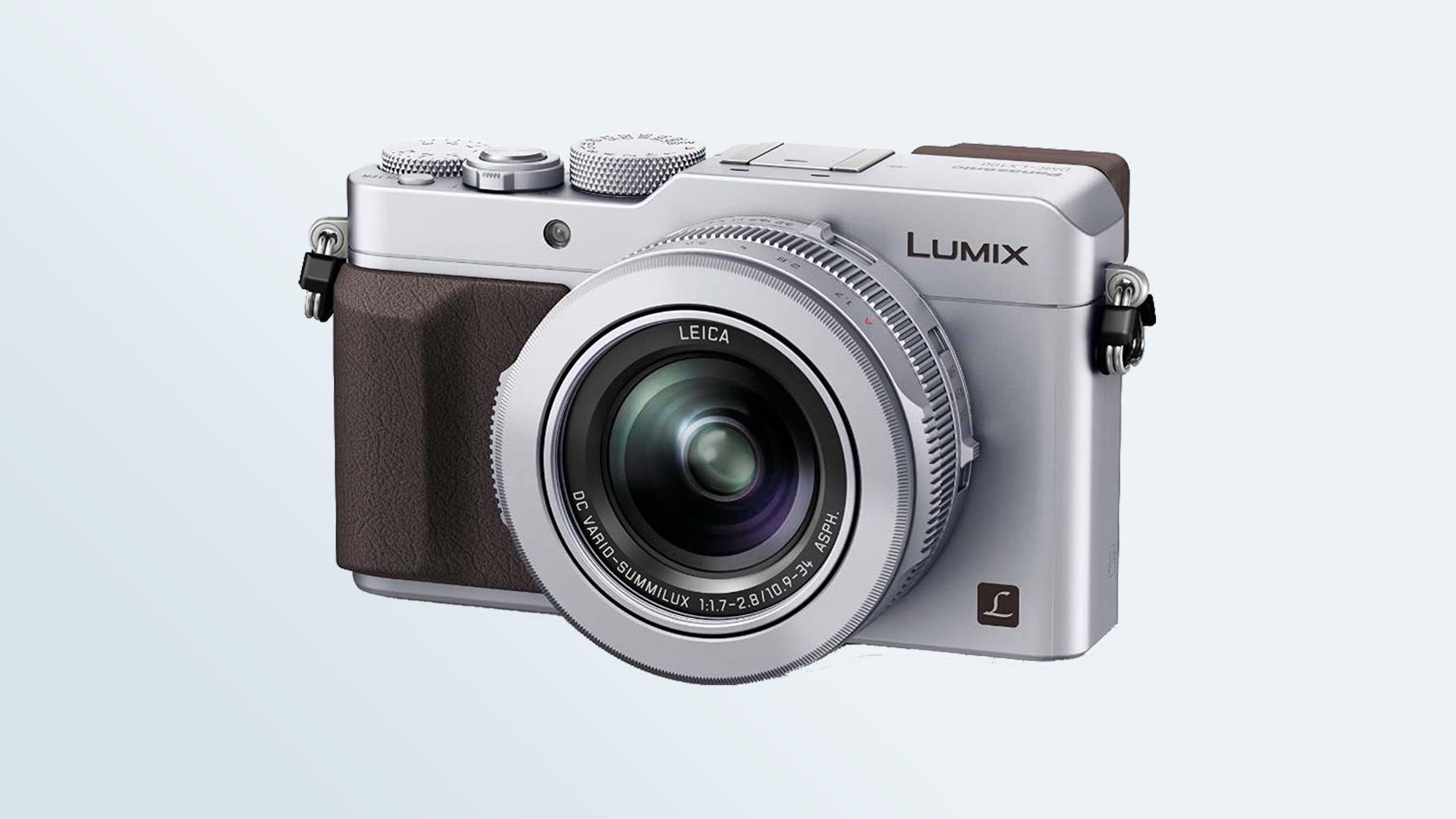 best point-and-shoot cameras: Panasonic Lumix DMC-LX100