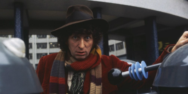 The Doctor Tom Baker Doctor Who BBC America
