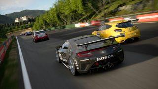PS5 Gran Turismo Sport