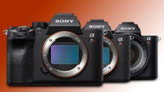 Sony A7R IV vs A7R III vs A7R II