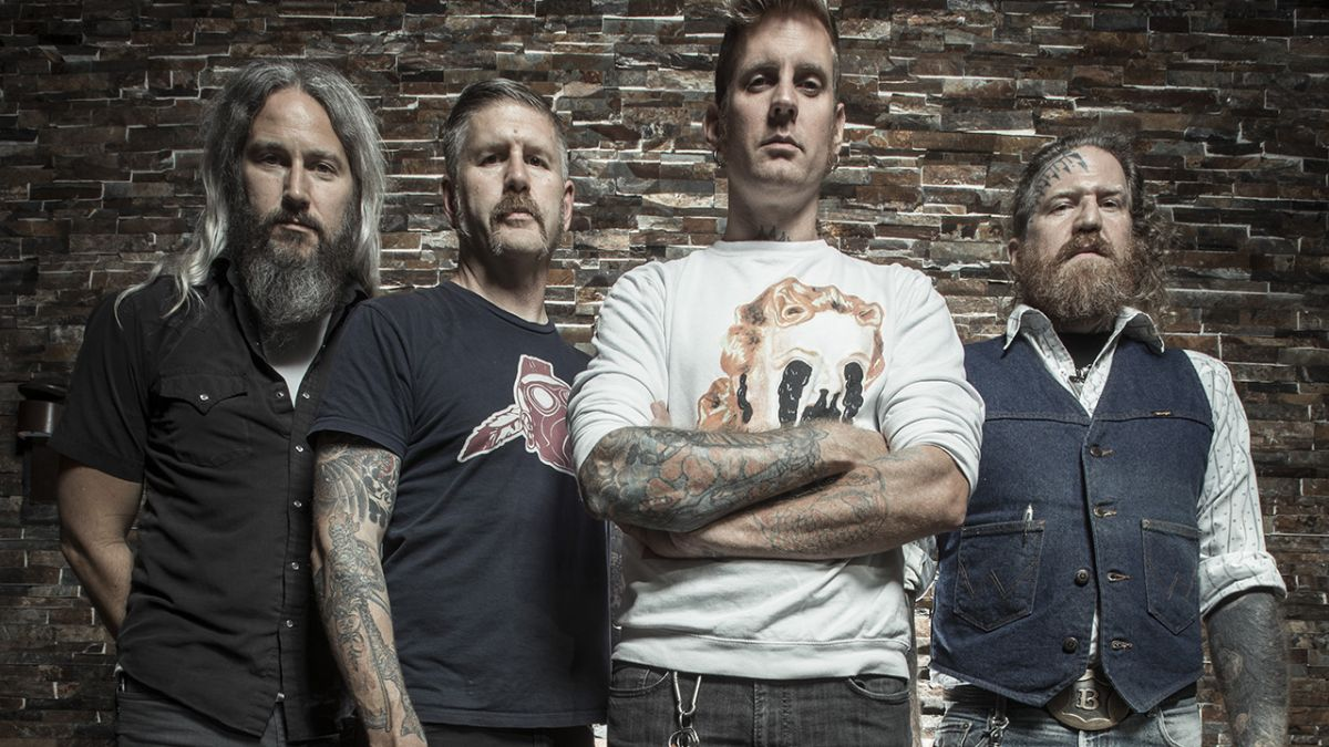 Mastodon: 'We don't sit around listening to heavy metal all day'