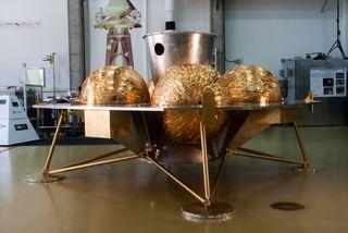 Griffin Lander by Astrobotic