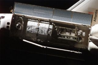 STS-115's Rock, Knob and Third Solar Array