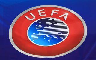 UEFA logo file photo