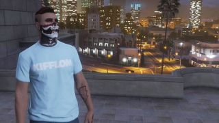 Gta 5 Online All Christmas Masks.How To Get The Rare Kifflom T Shirt In Gta Online Gamesradar