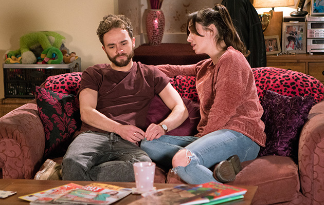 Coronation Street spoilers: Shona is desperate to get intimate with David...