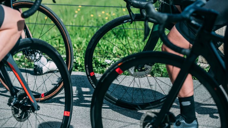 Fulcrum Racing 4, 5 and 6 DB wheelsets