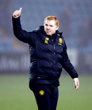 Neil Lennon file photo