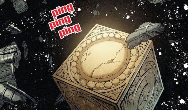 DC Comics Mother Box